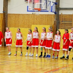 Easter Cup 2018 Klatovy - U14 Girls - turnaj v basketbale